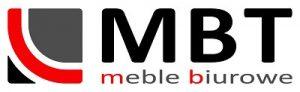 logo firmy MBT meble biurowe
